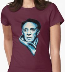 Picasso Womens Fitted T-Shirt