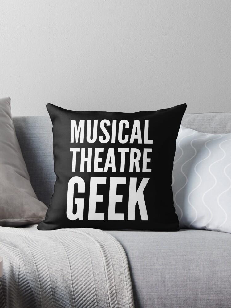 Musical Theatre Geek by katrinawaffles