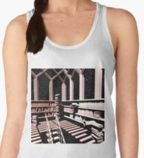 TIME AERIALS The Mind Library Women's Tank Top
