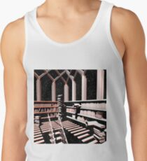 TIME AERIALS The Mind Library Tank Top