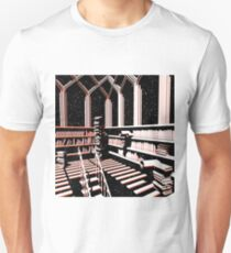 TIME AERIALS The Mind Library Slim Fit T-Shirt