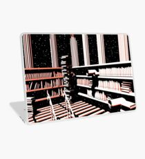 TIME AERIALS The Mind Library Laptop Skin