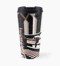 TIME AERIALS The Mind Library Travel Mug