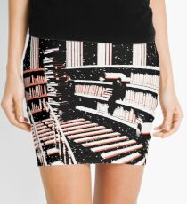 TIME AERIALS The Mind Library Mini Skirt