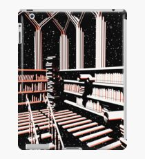 TIME AERIALS The Mind Library iPad Case/Skin