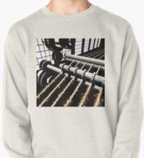 TIME AERIALS Industrial Revolutions Pullover Sweatshirt