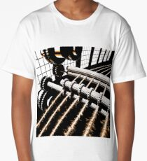 TIME AERIALS Industrial Revolutions Long T-Shirt