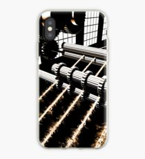 TIME AERIALS Industrial Revolutions iPhone Case