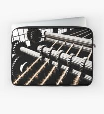 TIME AERIALS Industrial Revolutions Laptop Sleeve