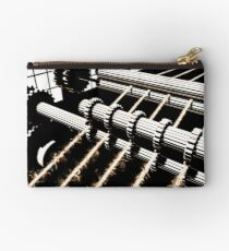 TIME AERIALS Industrial Revolutions Zipper Pouch