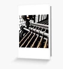 TIME AERIALS Industrial Revolutions Greeting Card