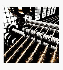 TIME AERIALS Industrial Revolutions Photographic Print
