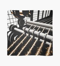TIME AERIALS Industrial Revolutions Scarf