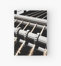 TIME AERIALS Industrial Revolutions Hardcover Journal