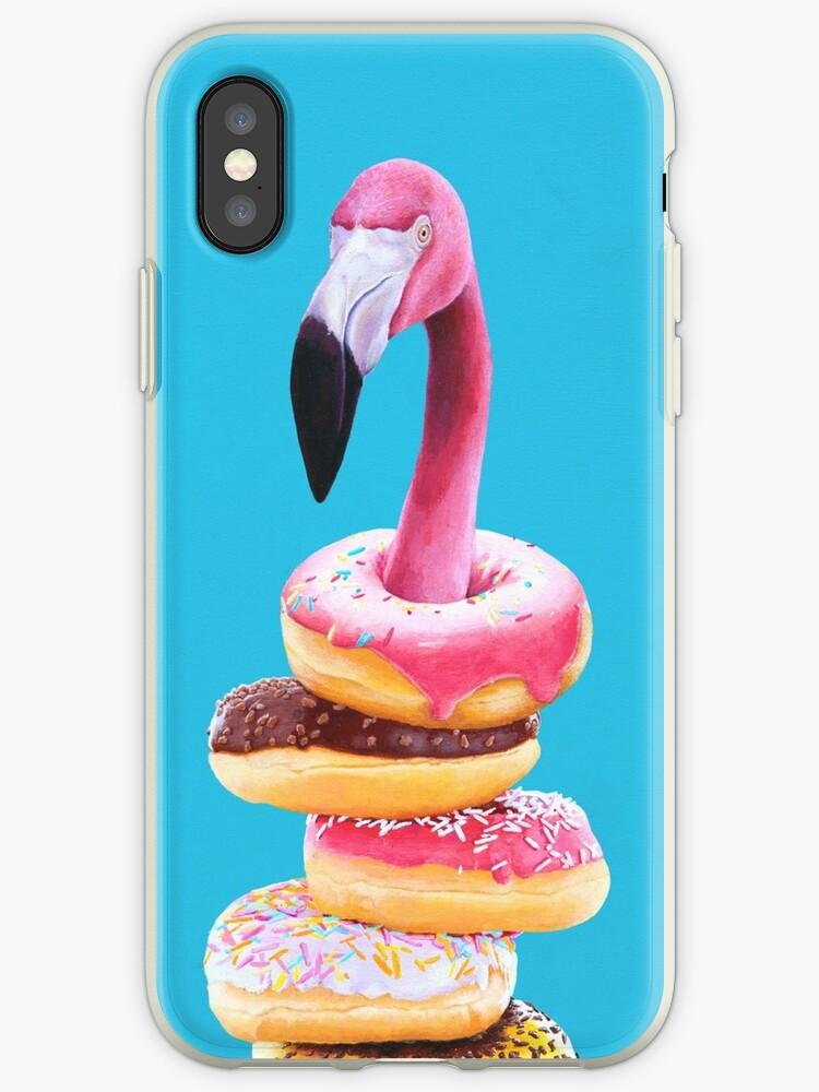 Ein ausgehungerter Flamingo von jamesormiston