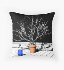 TIME AERIALS Time Aerials Throw Pillow