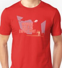 maniacal faceles empath spirit T-Shirt
