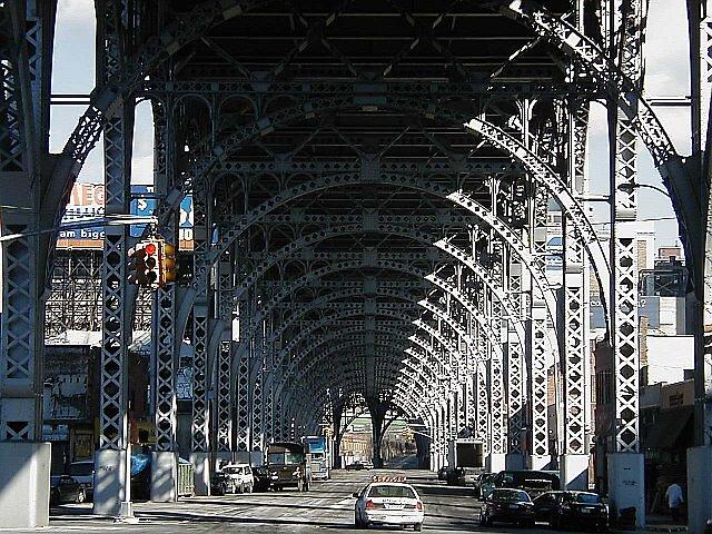 Harlem, New York by Will Edwards