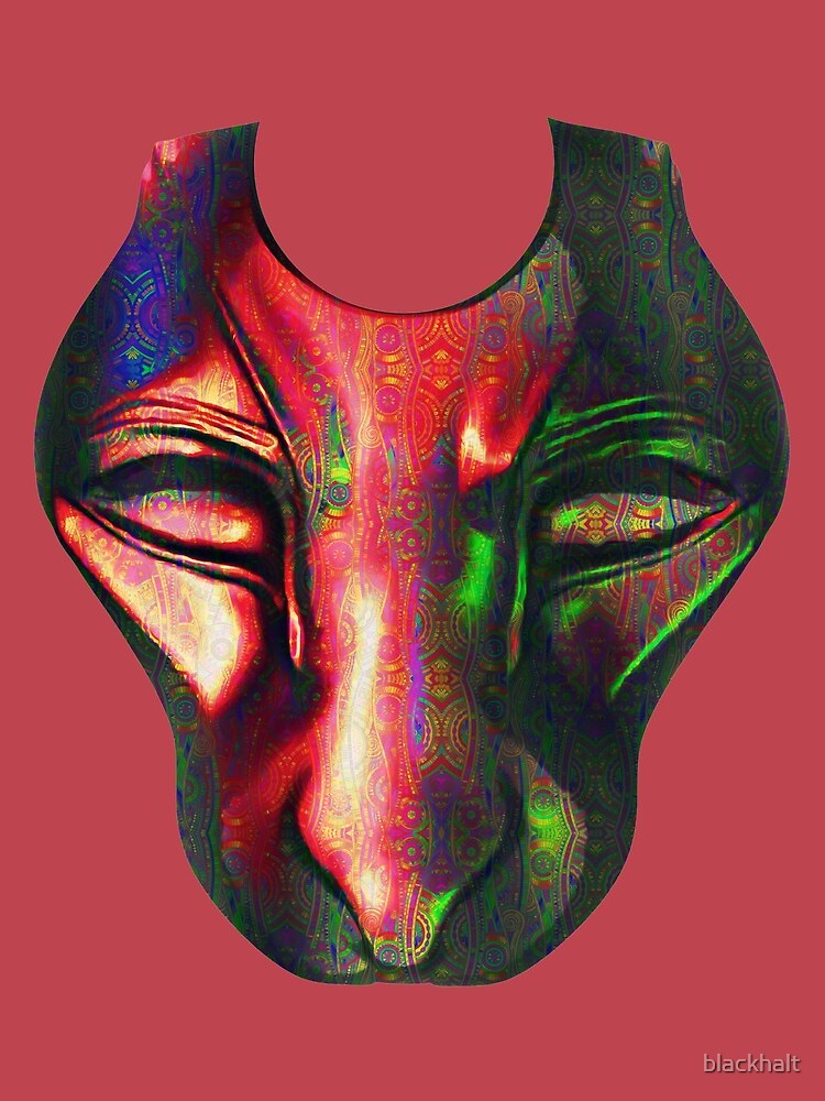 Mask by blackhalt