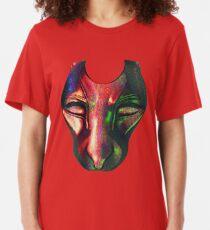 Mask Slim Fit T-Shirt
