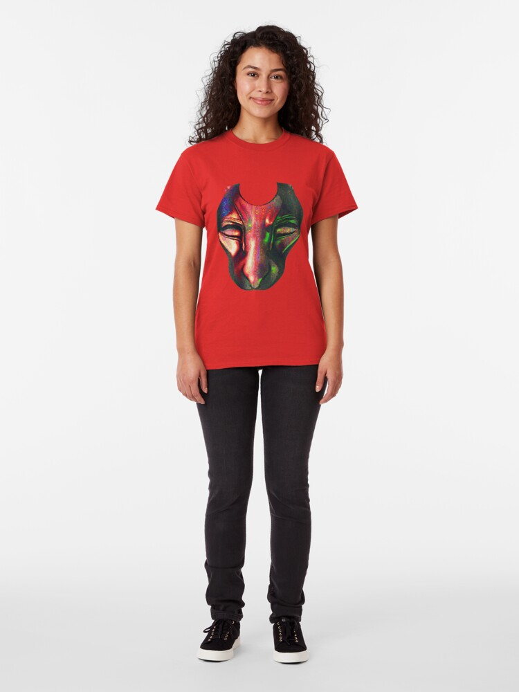 Alternate view of Mask Classic T-Shirt