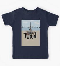 Turin Kids Tee