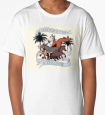 Easy Horse Care Rescue Centre by Cha Long T-Shirt
