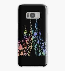 Happiest Castle On Earth (Rainbow Explosion) Samsung Galaxy Case/Skin
