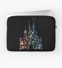 Das glücklichste Schloss der Welt (Regenbogenexplosion) Laptoptasche
