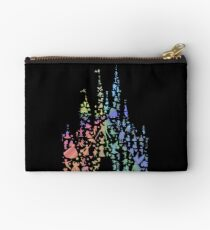 Happiest Castle On Earth (Rainbow Explosion) Studio Pouch