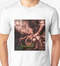 TIME AERIALS Squamafly Red with text Unisex T-Shirt