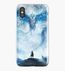 The First Bird - Ice iPhone Case/Skin