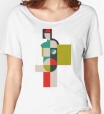 FEMININITY Women's Relaxed Fit T-Shirt