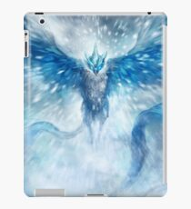 The First Bird - Ice iPad Case/Skin