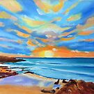 Guincho beach sunset by terezadelpilar ~ art & architecture