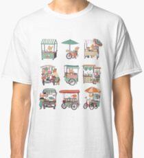 Food vans of Thailand Classic T-Shirt