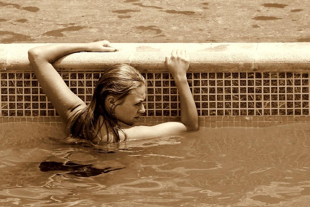 Sepia Siren by Steiner62