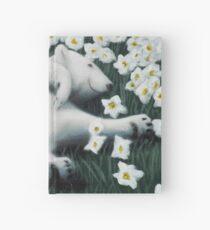 Finally, Springtime Hardcover Journal