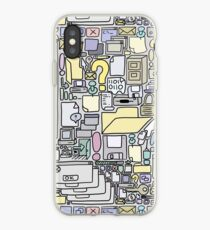 many tasks never finished (ver2) iPhone Case