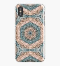 Dinosaur Scales Hexagonal Print iPhone Case/Skin