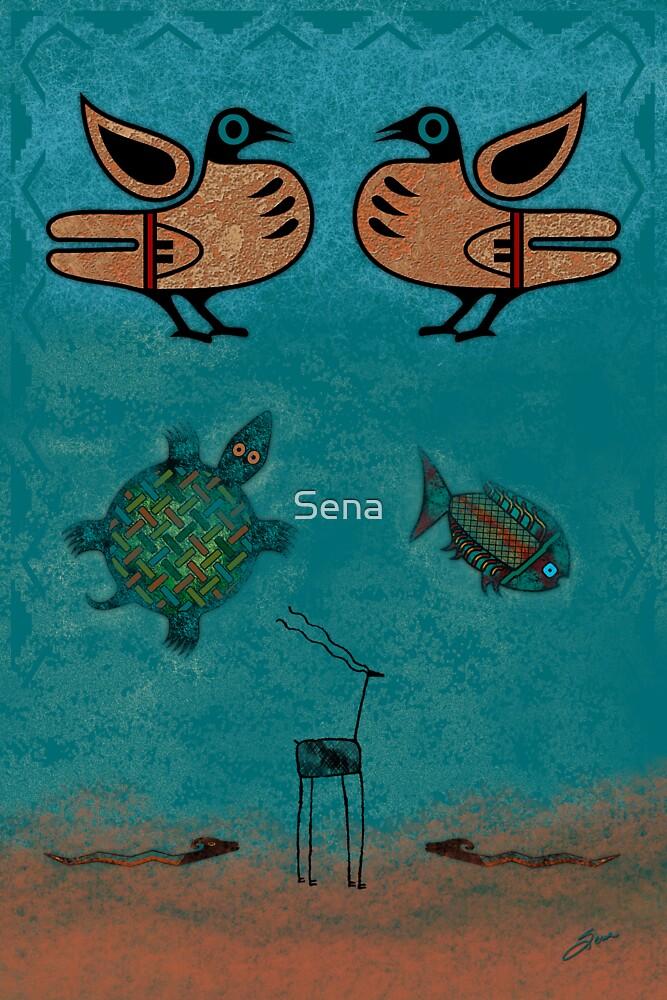 Dominion by Sena