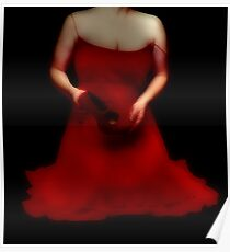 Red Offering Poster