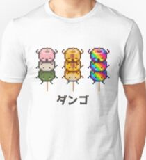 Multiple Pixel Dango (ダンゴ) T-Shirt
