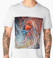 Wildfire, 100-100 cm, 2017, oil on canvas Men's Premium T-Shirt