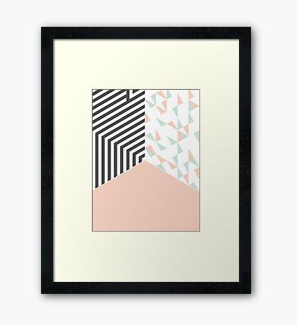 Pink Room #redbubble #decor #buyart Framed Print