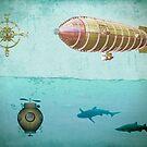 Navigators  by Valerie Anne Kelly