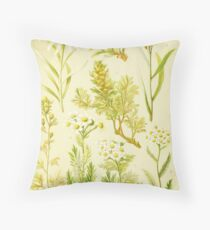 HD Vintage flowery bouquet design number 20 ~ Throw Pillow