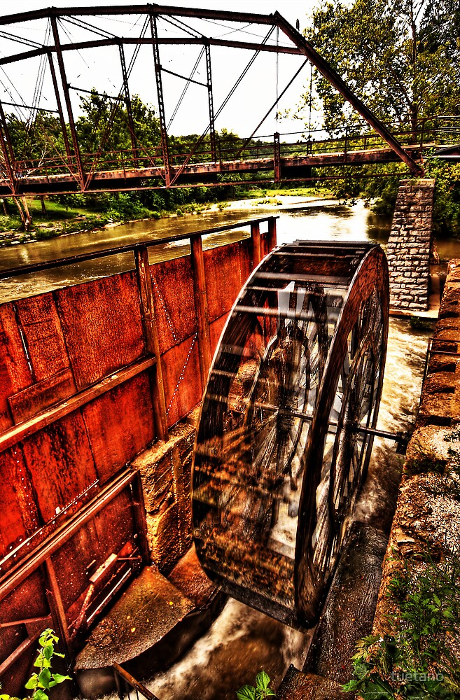 war eagle mill 5 by tuetano