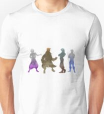 Princes Inspired Silhouette T-Shirt