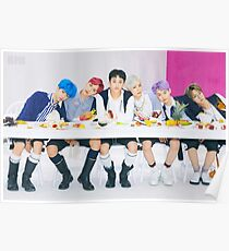 NCT DREAM WE YOUNG Poster